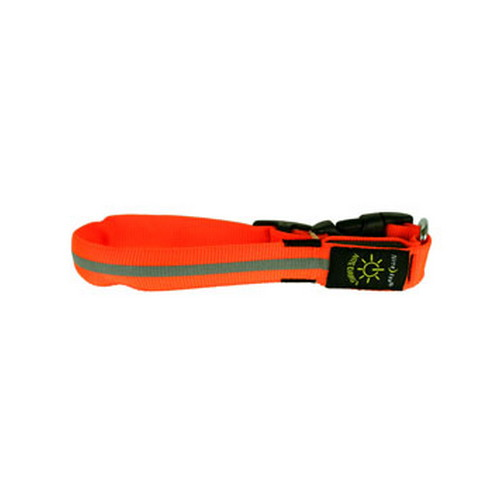 Nite Ize Nite Ize Nite Dawg Medium, Orange Collar NND-03-19M