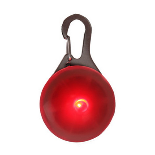 Nite Ize Nite Ize SpotLit Pet Packaging LED Red NSL-03-10