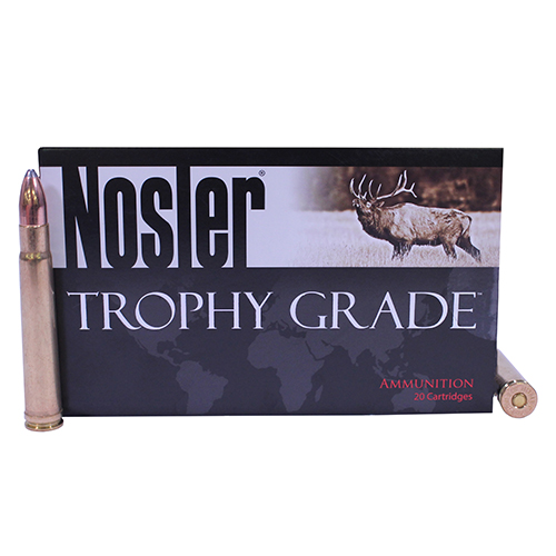Nosler Trophy 375 Holland & Holland Magnum 260gr Partition (Per 20)