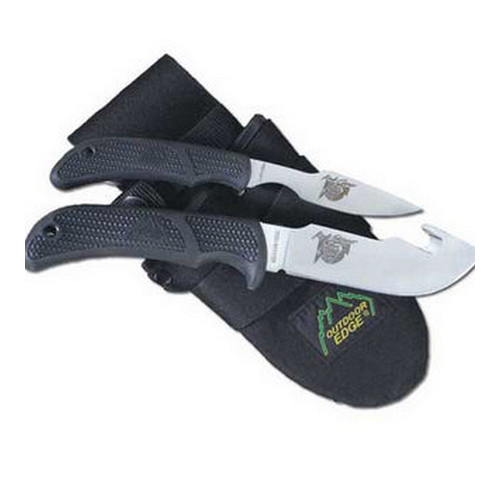 Outdoor Edge Cutlery Corp Outdoor Edge Cutlery Corp Kodi-Combo (Nylon Sheath) - Box KO-1N