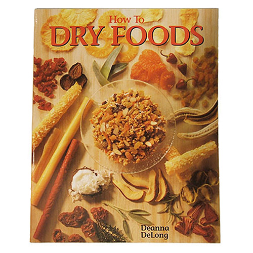 Open Country Open Country How to Dry Foods, Cookbook HP-9