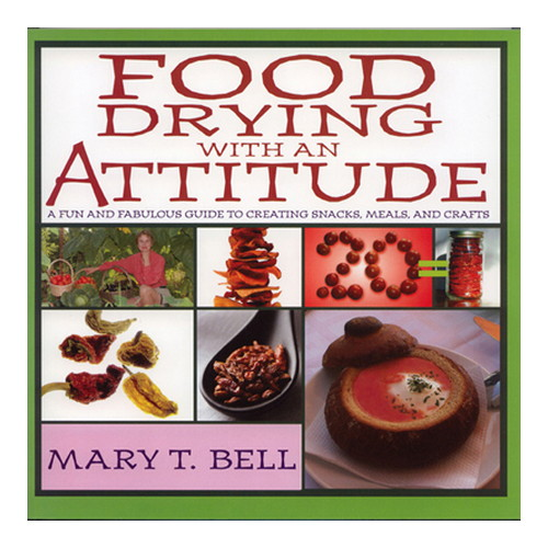 Open Country Open Country Food Drying With An Attitude, Book MB-1