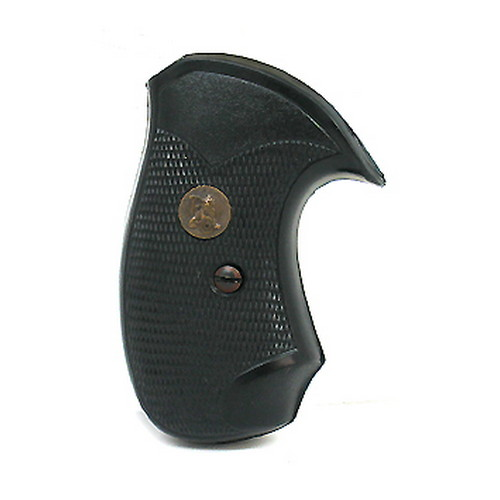 Pachmayr Pachmayr Compact Grips Compact Grip, (S&W J Frame Round Butt) 03252