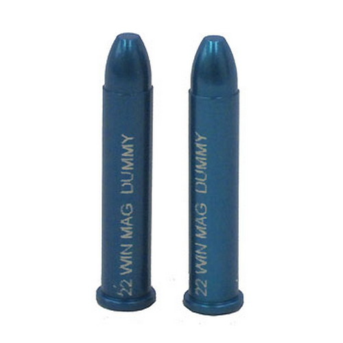 A-Zoom Pachmayr Dummy Rounds 22 Winchester Magnum, (Per 6) 12204