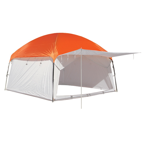 PahaQue Paha Que Screen Room Rainfly 10x10 Orange SR10R