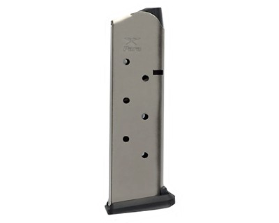Para USA .45 ACP Magazine 8 Round, Fits Tacticl .45, Nickel PEMJ845