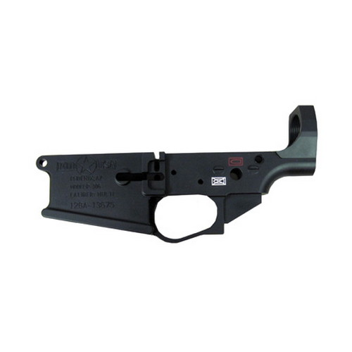 Patriot Ordnance Patriot Ordnance Lower Receiver Gen 3 308, Black 00055