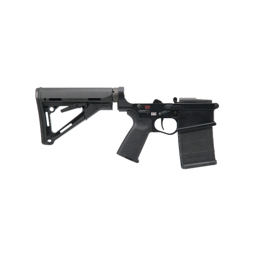 Patriot Ordnance Patriot Ordnance Lower Receiver Assembly Gen 3 308, Black 00062