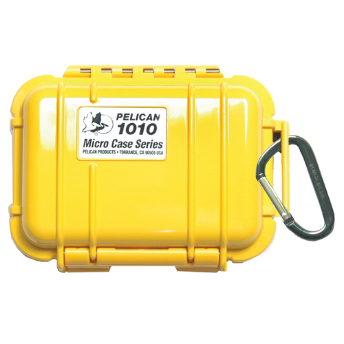 Pelican Pelican iPod Case Yellow 1010-045-240