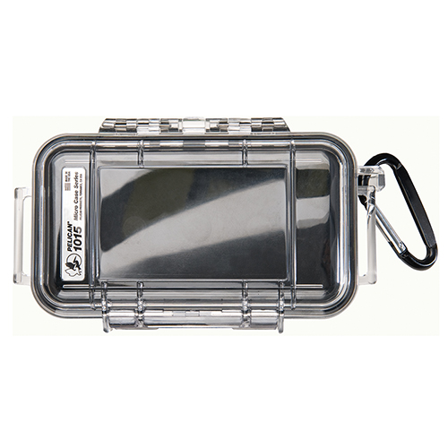 Pelican Pelican iPod Case Black/Clear, i1015, iPod/iPhone Case 1015-015-100