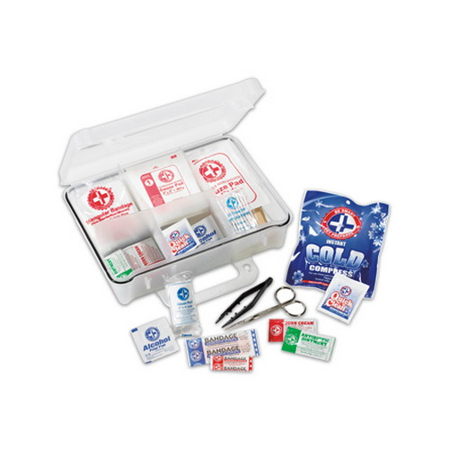 Peltor Peltor Construction/Industrial First Aid Kit,118 94118-80025T