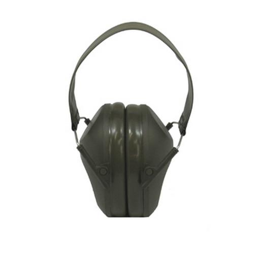Peltor Passive Hearing Protectors Shotgunner Folding, Green (NRR 21dB)