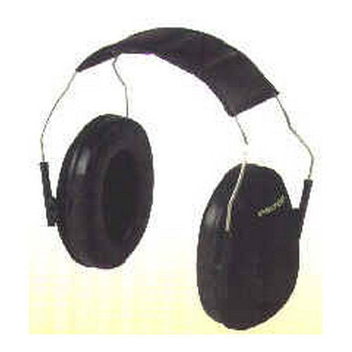 Peltor Passive Hearing Protectors Junior Earmuff Black (NRR 22dB)