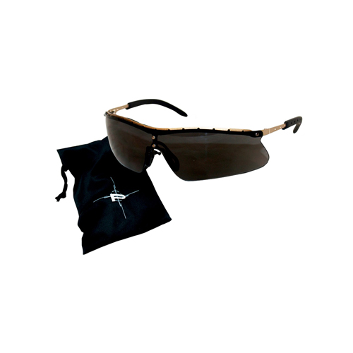 Peltor Peltor Metaliks� Plus Shooting Glasses, Black Frame 97099-00000