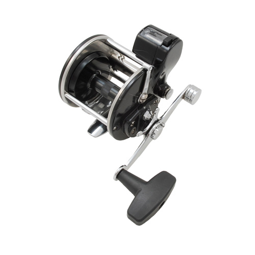 Penn Levelwind Reel 209 LC, 209M Lightweight Line Counter