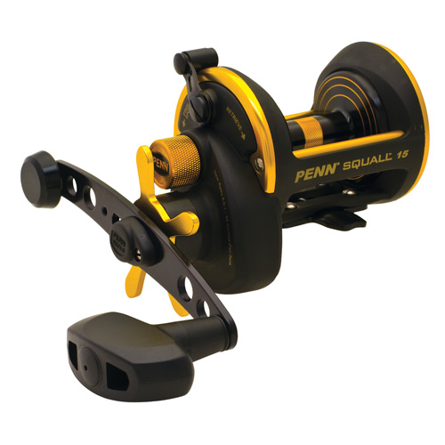 Penn Squall Star Drag Reel, Mag Brake 15