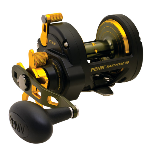 Penn Penn Fathom Star Drag Reel 12, Boxed 1238442