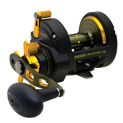 Penn Penn Fathom Star Drag Reel 40, Boxed 1238446