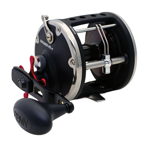 Penn Defiance Level Wind Reel 20, Boxed 1238646