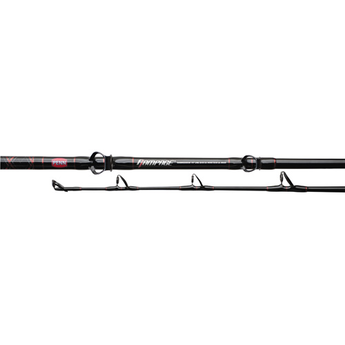 Penn Rampage Boat Casting Rod 20-50 lb, 7'