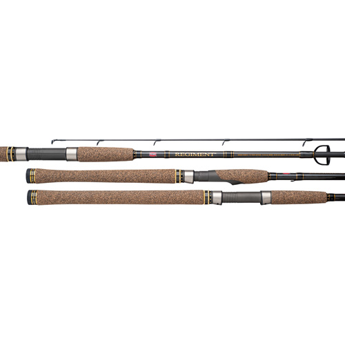 Penn Regiment Inshore Spinning Rod 8-15 lb, 8'