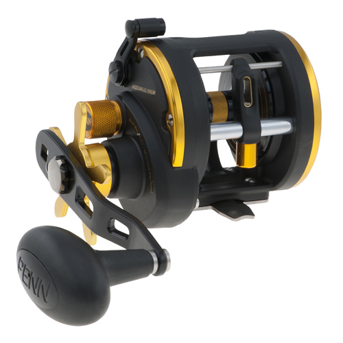 Penn Squall Levelwind Reel 15, Box