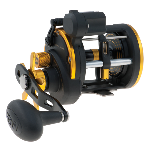 Penn Squall Levelwind Reel 20, LC, Box