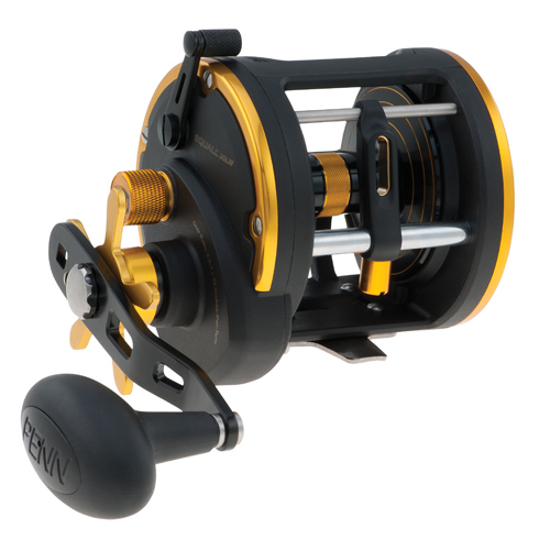 Penn Squall Levelwind Reel 30, Box