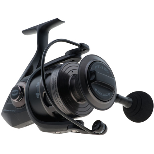 Penn Conflict Spin Reel 5000, Boxed