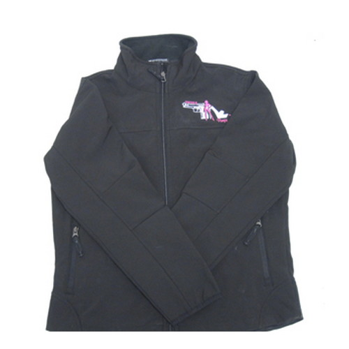 Pistols and Pumps Fleece Jacket Large PP202-L