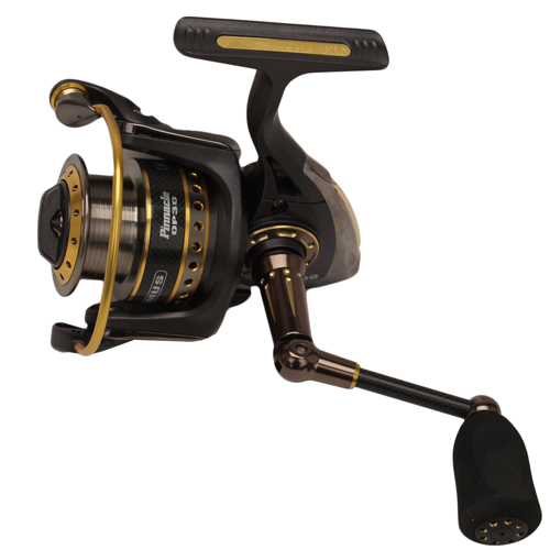 Pinnacle fishing optimus reel 30 spinning for Pinnacle fishing reels