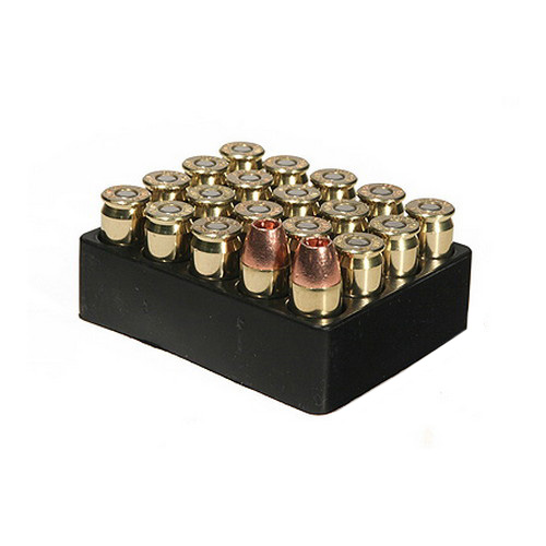 PNW Arms PNW Arms TacOps Ammunition 45 ACP 185 Gr, Solid Copper HP (Per 20) 45ACPTAC185SCHP20