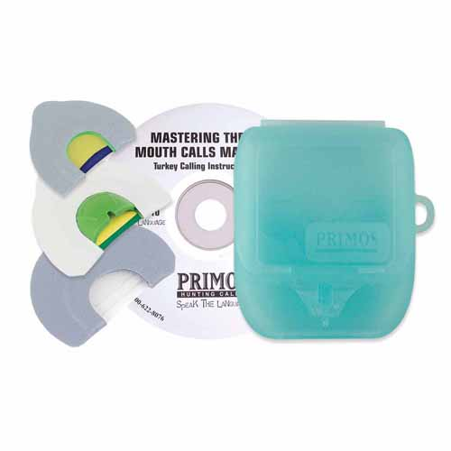 Primos Primos Mastering The Art Turkey Mouth Calls Made Easy 1215