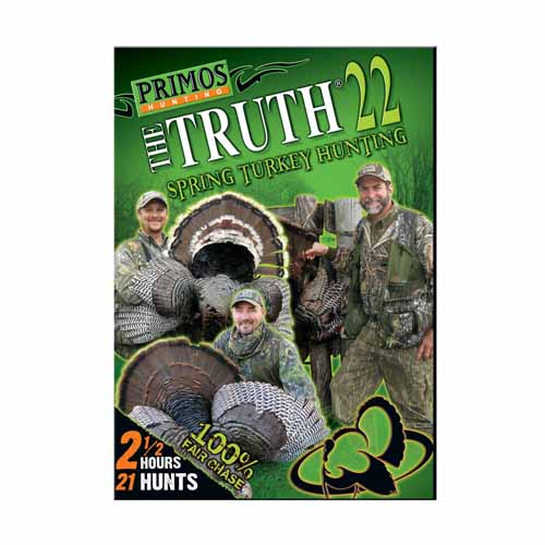 Primos Primos The TRUTH 22 - Spring Turkey Hunting 40221