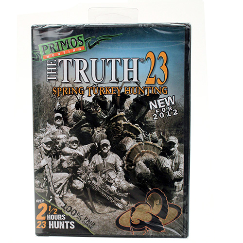 Primos Primos The TRUTH 23 - Spring Turkey Hunting 40231