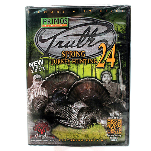 Primos The TRUTH 24 - Spring Turky Hunting