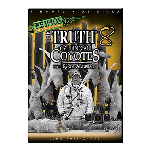 Primos Primos The TRUTH 8 - Calling All Coyotes 41081