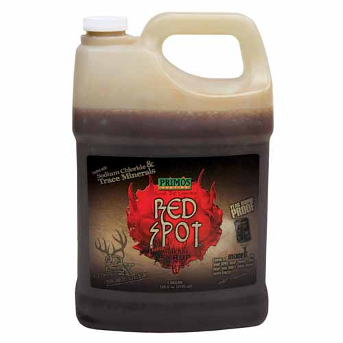 Primos Primos Red Spot Mineral Syrup - 1 Gallon 58827