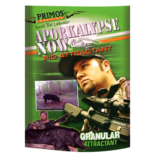 Primos Primos APORKALYPSE Now (Black Granular - HOG) 58901
