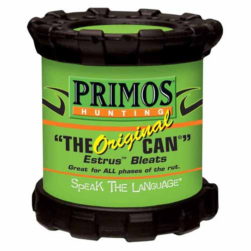 Primos Deer Call THE Original CAN� with Grip Rings