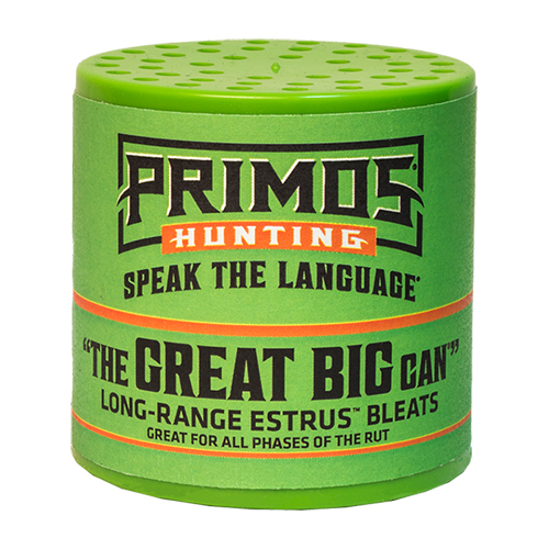 Primos Primos Deer Call The Great Big Can 738