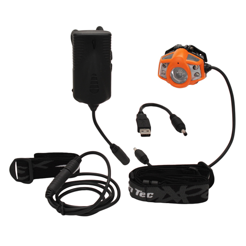 Princeton Tec Princeton Tec Apex Rechargeable Orange APX-RC-OR