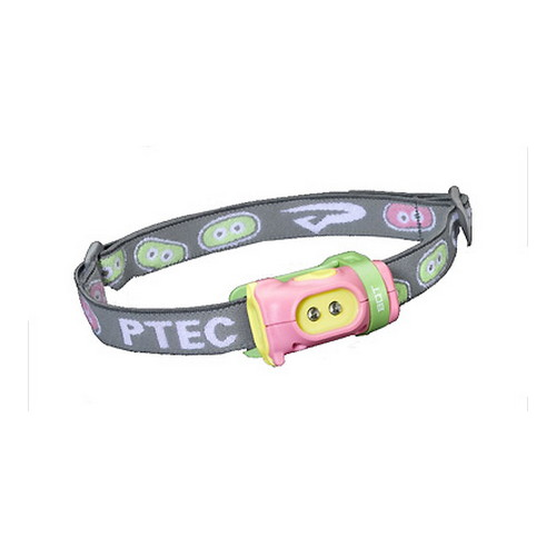 Princeton Tec BOT - White LED Pink/Yellow/Green