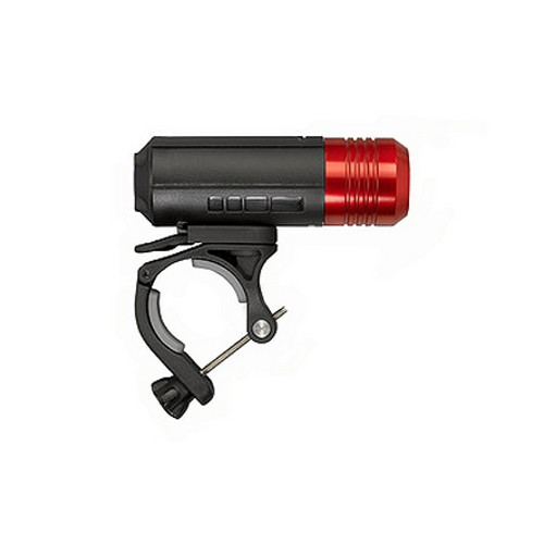 Princeton Tec Princeton Tec PUSH-Bike Light, White LED Red PSH-RD