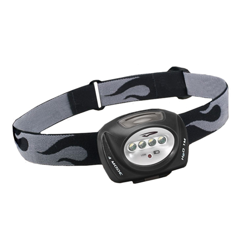Princeton Tec Quad Headlamps Black