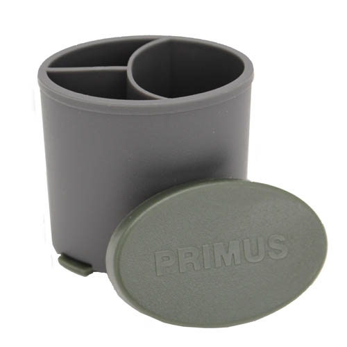 Primus Primus Spice Jar, 3 Compartments Green P-734452