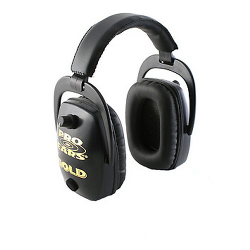 Pro Ears Pro Ears Pro Slim Gold NRR 28 Black GS-DPS-B