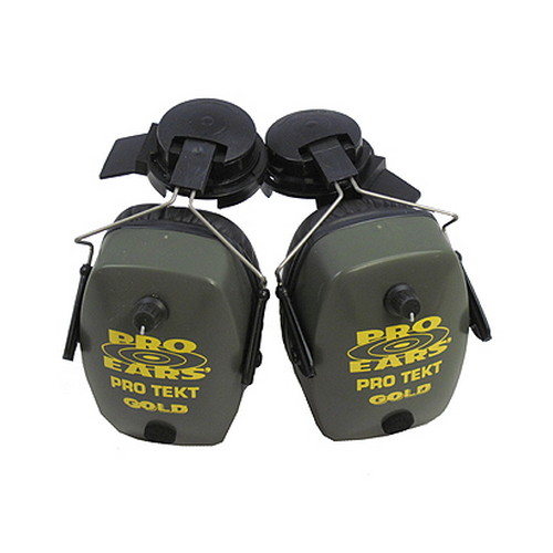 Pro Ears Pro Tekt Mag Gold NRR 33 Green