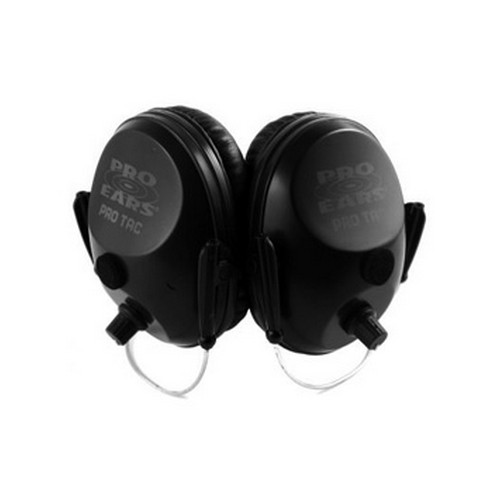 Pro Ears Pro Ears Pro Tac Plus Gold Black, Behind the Head GS-PT300-B-BH