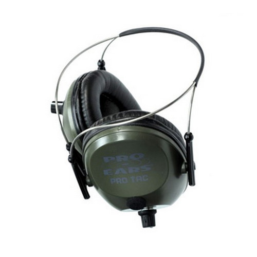 Pro Ears Pro Ears Pro Tac Plus Gold Green, Behind the Head GS-PT300-G-BH